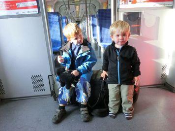Heimweg per S-Bahn