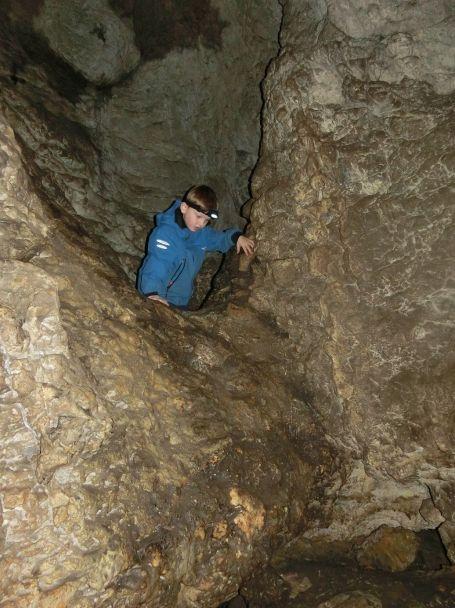 tief in der Wundershöhle