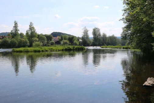 Am Einstig in Blaibach