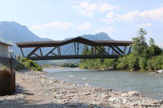 Brücke in Kössen