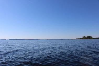 ...große offene Wasserflächen dominieren