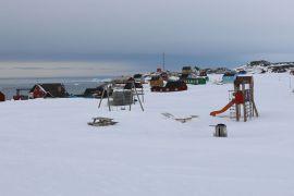 bunte Häuschen von Ilimanaq