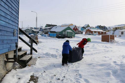 Abschied von Ilulissat