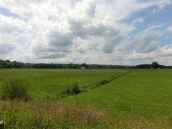 bayrische Voralpenlandschaft 2