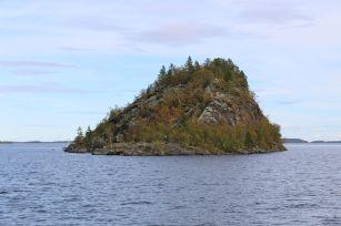 """...zur heiligen Insel """"Ukonsaari"""""""