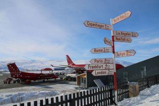 Flughafen Kangerlussuaq