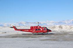 Helikopter nach Uummannaq