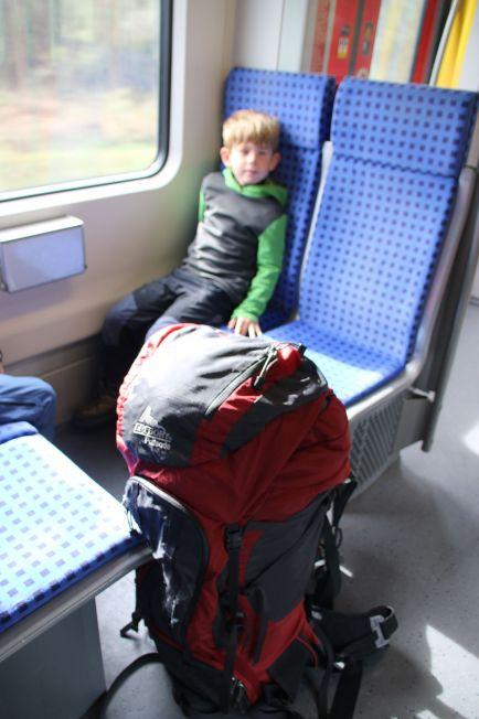 Anreise mit der S-Bahn