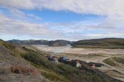 Blick über Kangerlussuaq