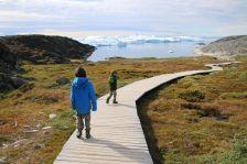 Ausflug zum Eisfjord
