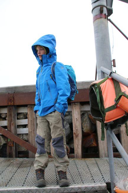 etwas verloren am Hafen von Ilimanaq