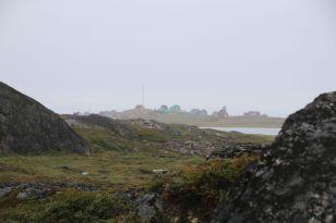trister Blick zurück auf Ilimanaq