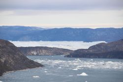 Durchbruch zwischen Eisfjord und unserem Fjordsystem