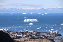 Blick auf Ilulissat...