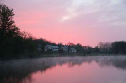 Morgenstimmung an der Loire