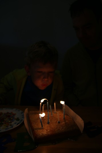 Niklas' 10. Geburtstag