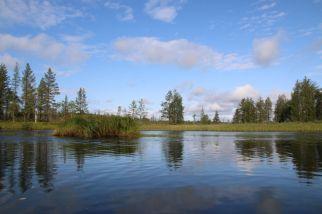 idyllische Landschaft