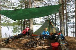 Lager auf kleinem Raum