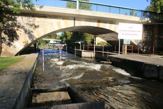 Wildwasserkanal Brandys nad Labem